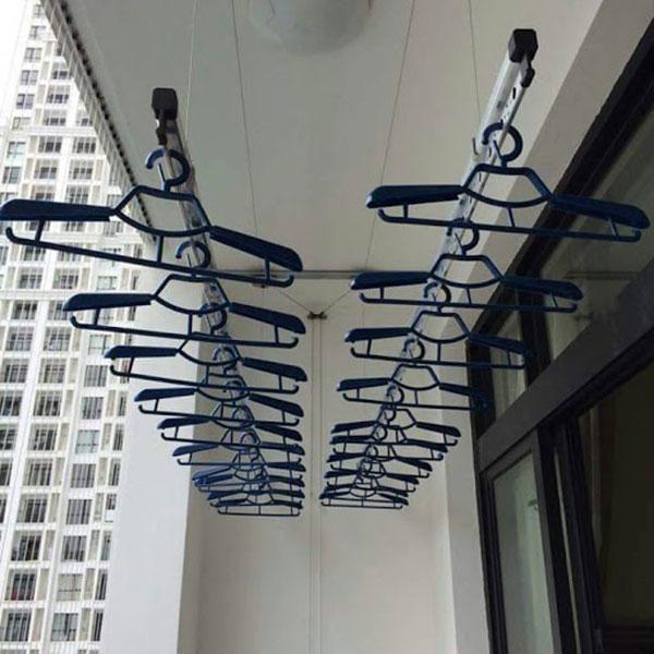 Ginà phơi thông minh - Remxuanan.com